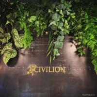 CIVILION_logo_plantenwand